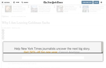 http://www.nytimes.com/2012/03/14/opinion/why-i-am-leaving-goldman-sachs.html?pagewanted=all