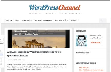 http://wpchannel.com/wiziapp-plugin-wordpress-creer-application-iphone/#more-11678