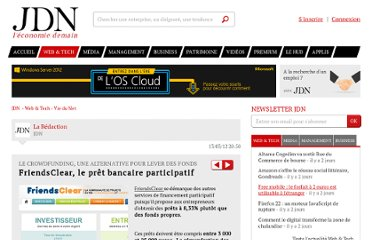 http://www.journaldunet.com/ebusiness/le-net/financement-participatif-et-crowdfunding/friendsclear.shtml