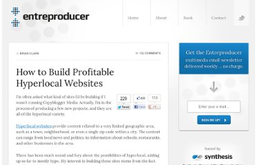 http://entreproducer.com/hyperlocal-websites/