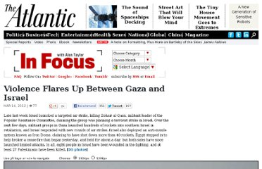 http://www.theatlantic.com/infocus/2012/03/violence-flares-up-between-gaza-and-israel/100263/