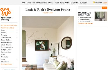 http://www.apartmenttherapy.com/leah-richs-evolving-patina-house-tour-167165