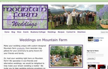 http://www.mountainfarm.net/weddings