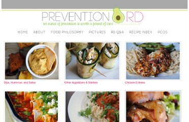 http://www.preventionrd.com/recipe-index-2/