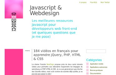 http://js.4design.tl/video-apprentissage-jquery-php-html-css-1377
