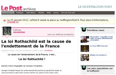http://archives-lepost.huffingtonpost.fr/article/2010/05/20/2081073_la-loi-rothschild-est-la-cause-de-l-endettement-de-la-france.html