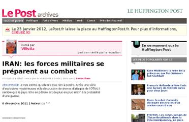 http://archives-lepost.huffingtonpost.fr/article/2011/12/07/2654924_iran-les-forces-militaires-se-preparent-au-combat.html