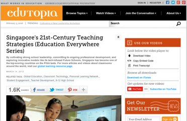 http://www.edutopia.org/education-everywhere-international-singapore-video