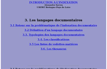 http://www.sites.univ-rennes2.fr/urfist/Supports/Indexation/Indexation4Langages.html#3.1%20Retour%20sur%20la