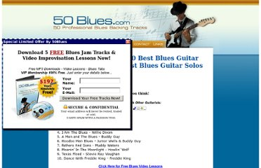 http://www.50blues.com/100bestblues.htm