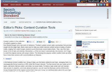 http://www.searchmarketingstandard.com/editors-picks-content-curation-tools