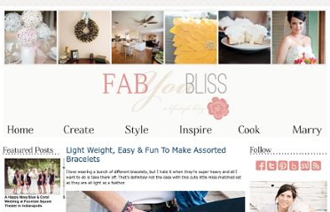 http://fabyoubliss.com/2012/03/14/light-weight-easy-fun-to-make-assorted-bracelets/
