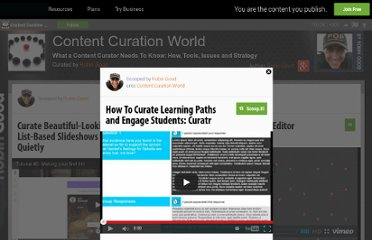http://curation.masternewmedia.org/p/766480604/how-to-curate-learning-paths-and-engage-students-curatr