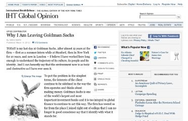 http://www.nytimes.com/2012/03/14/opinion/why-i-am-leaving-goldman-sachs.html?_r=1&ref=opinion