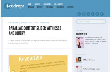 http://tympanus.net/codrops/2012/03/15/parallax-content-slider-with-css3-and-jquery/