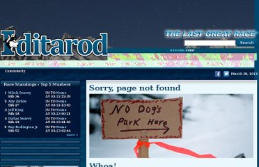 http://iditarod.com/race/race/currentstandings.html