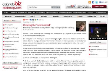 http://www.cobizmag.com/articles/creating-the-new-normal