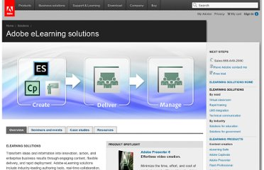 http://www.adobe.com/resources/elearning/