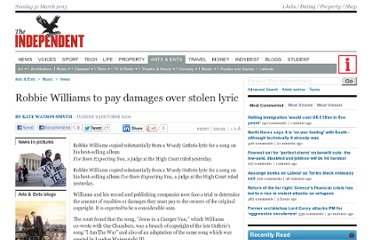 http://www.independent.co.uk/arts-entertainment/music/news/robbie-williams-to-pay-damages-over-stolen-lyric-638302.html