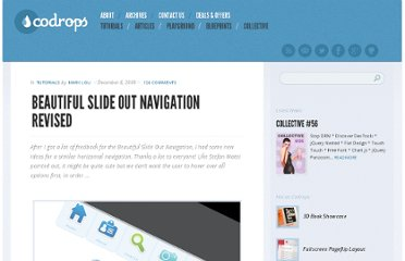 http://tympanus.net/codrops/2009/12/08/beautiful-slide-out-navigation-revised/
