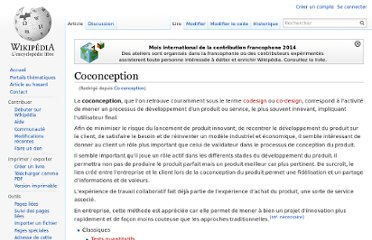 http://fr.wikipedia.org/wiki/Co-conception