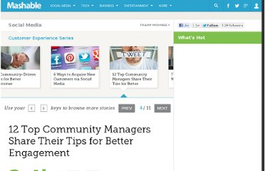 http://mashable.com/2012/03/15/community-manager-engagement-tips/