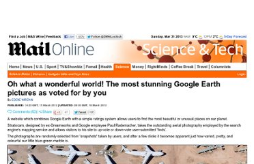 http://www.dailymail.co.uk/sciencetech/article-2115406/Stratocam-Google-Earth-mash-allows-users-best-aerial-photographs-planet.html