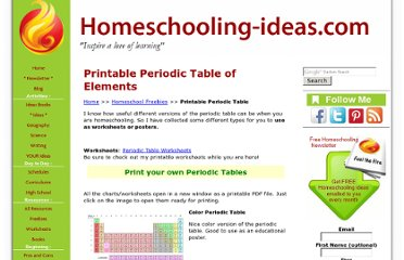 http://www.homeschooling-ideas.com/printable-periodic-table.html
