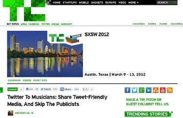 http://techcrunch.com/2012/03/15/twitter-for-musicians/