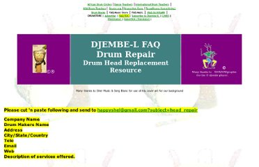 http://www.drums.org/djembefaq/head_repair.htm