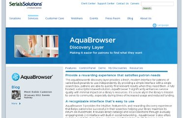 http://www.serialssolutions.com/en/services/aquabrowser/