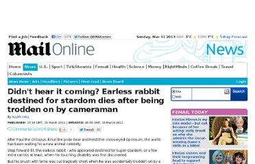 http://www.dailymail.co.uk/news/article-2115418/German-rabbit-Til-born-ears-dies-trodden-cameraman.html