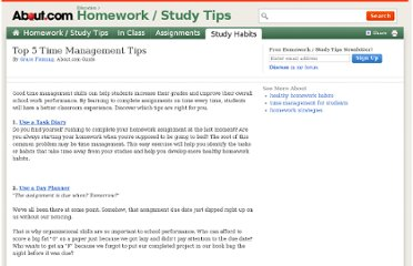 http://homeworktips.about.com/od/timemanagement/tp/time.htm