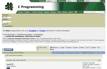 http://forums.devshed.com/c-programming-42/using-std-namespace-what-does-it-mean-45679.html