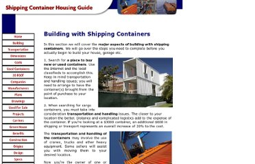 http://www.shipping-container-housing.com/building-with-shipping-containers.html