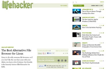 http://lifehacker.com/5893960/the-best-alternative-file-browser-for-linux