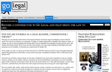 http://www.golegal.co.za/content/become-contributor-go-legal-and-help-bring-law-life