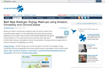 http://blog.programmableweb.com/2012/03/16/best-new-mashups-energy-mashups-using-amazon-genability-and-donorschoose/
