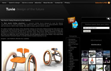 http://www.tuvie.com/mobi-electric-folding-wheelchair-by-jack-martinich/