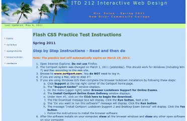 http://www.nr.edu/itd212/pages/adobe-practice-sp11.html