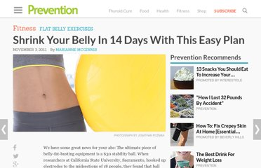 http://www.prevention.com/fitness/strength-training/2-week-belly-flattening-routine