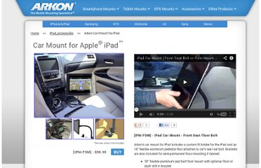 http://www.arkon.com/iPad_accessories/ipad-car-mount.html