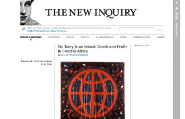 http://thenewinquiry.com/essays/no-kony-is-an-island-death-and-profit-in-central-africa/