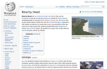 http://fr.wikipedia.org/wiki/Beachy_Head