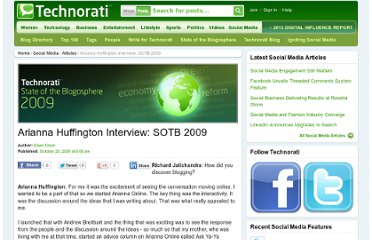 http://technorati.com/social-media/article/arianna-huffington-interview-sotb-2009/