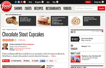 http://www.foodnetwork.com/recipes/dave-lieberman/chocolate-stout-cupcakes-recipe/index.html
