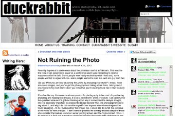 http://duckrabbit.info/blog/2012/03/not-ruining-the-photo/