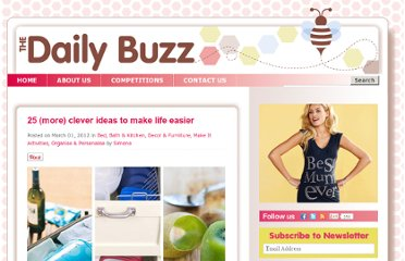 http://www.thedailybuzz.com.au/2012/03/25-more-clever-ideas-to-make-life-easier/