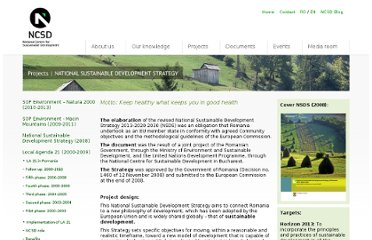 http://www.sdnp.ro/national_sustainable_development_strategy.html