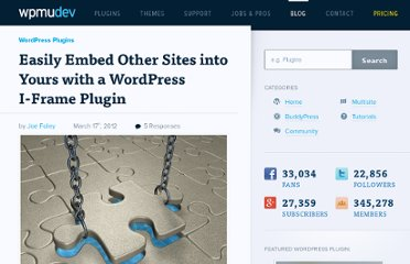http://wpmu.org/easily-embed-other-sites-into-yours-with-a-wordpress-i-frame-plugin/